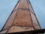 Věž kaple v Bordovicích